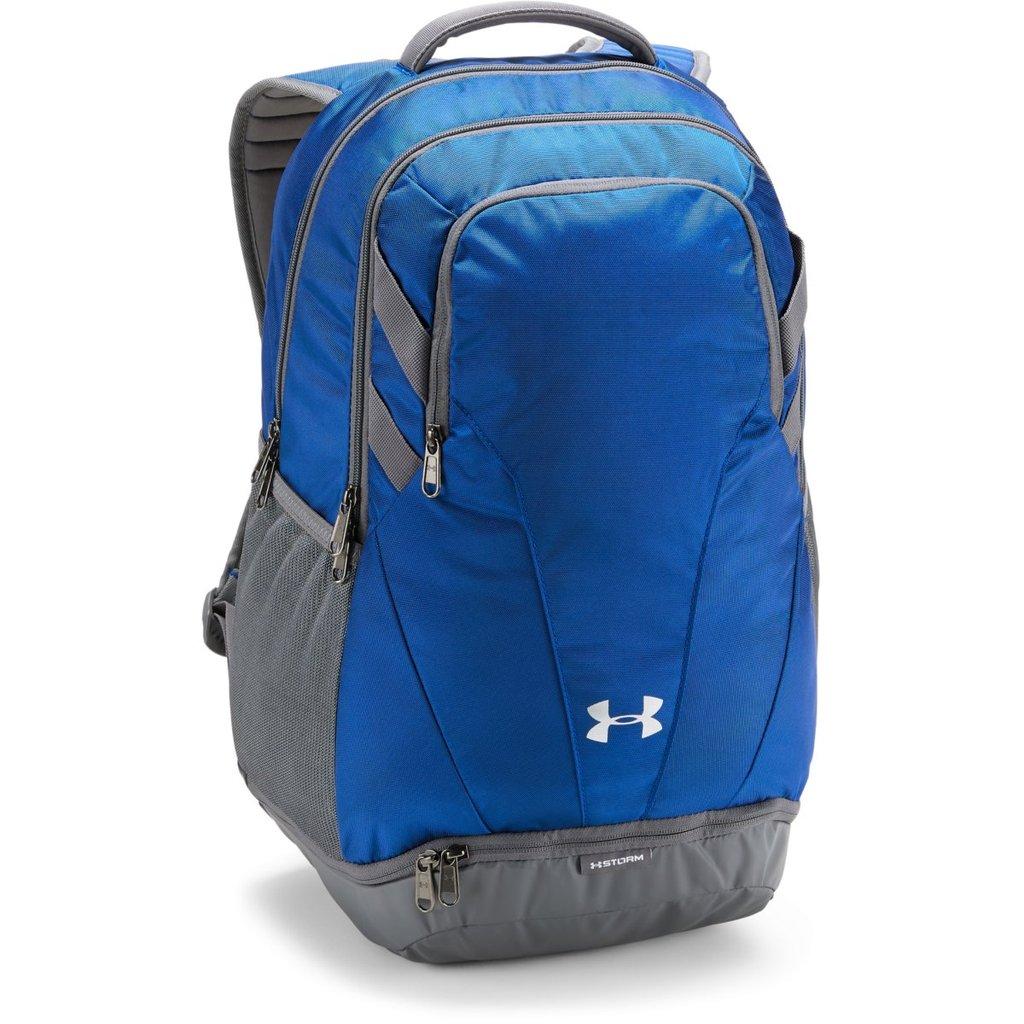 Under Armour Blue UA Team Hustle 3.0 Backpack