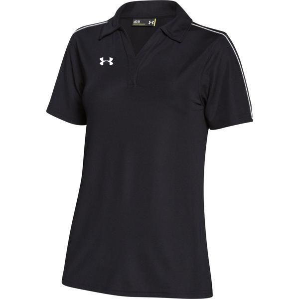 Under Armour Corporate Women's Black Tech Polo