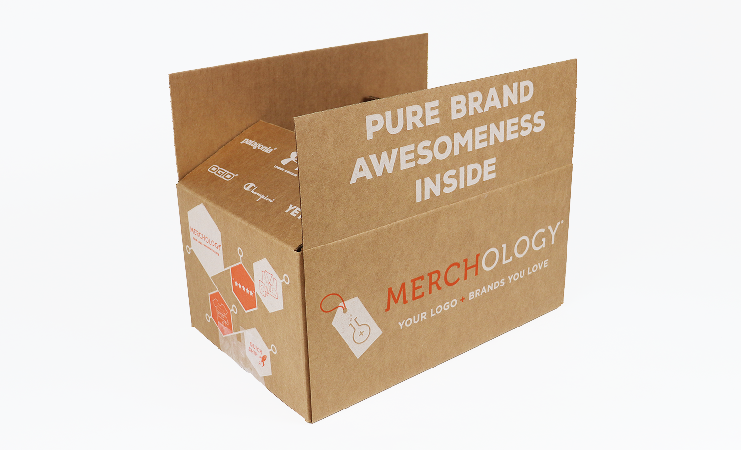 Merchology Teams Up with International Paper for Sustainable Shipping Boxes