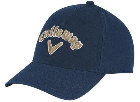 Callaway Heritage Navy Twill Cap