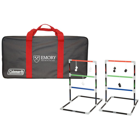 Coleman Ladder Multi-Color Ball Game