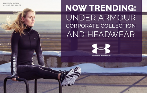 Introducing New Under Armour: The Corporate Collection and Headwear
